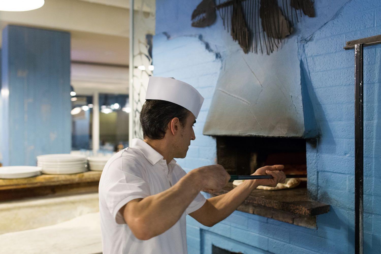 pizzeria con forno a legna a rimini